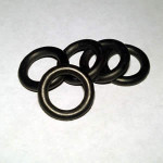 Set of 5 Inner O-Ring for Forklift Coupler