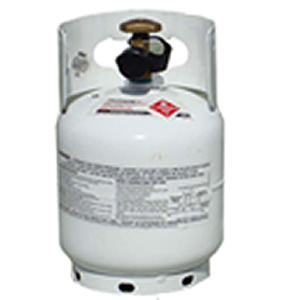 5 lb Steel Propane Tanks