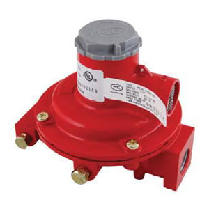 1,000,000 btu Compact First Stage Propane Regulator