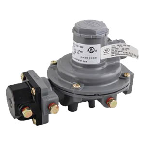 450,000 btu Compact Integral Propane Regulator