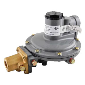 950,000 btu Integral Propane Regulator