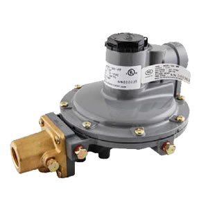 900,000 btu Integral Propane Regulator