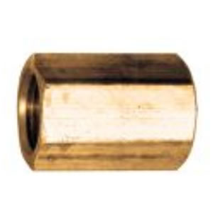 Female Flare Brass Coupling
