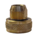 "Fill Valve Adapter - POL x 1-3/4"" Female ACME"