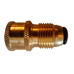 Propane Quick Connect Adapter (POL x Type 2)