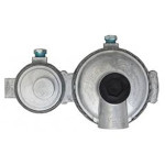 175,000 BTU Horizontal Propane Regulator